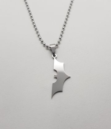 Dark Knight Stainless Steel Pendant